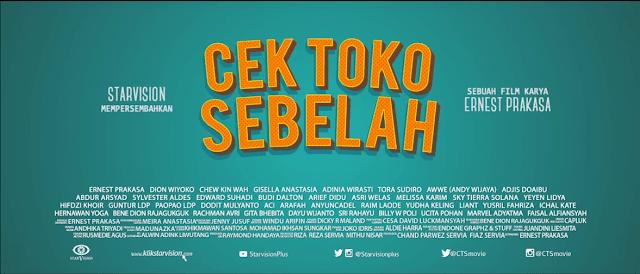 Download Cek Toko Sebelah DVDRip