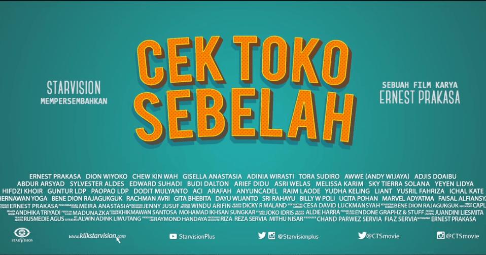 Nonton Film Cek Toko Sebelah Full Movie | bioskop2-1.com
