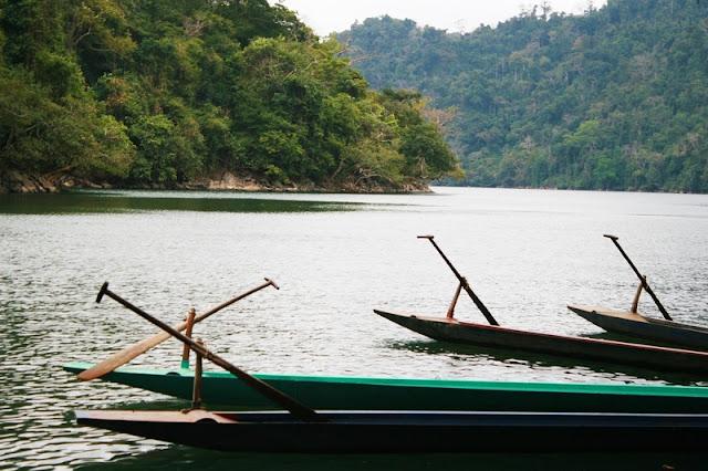 Natural scenery attracts visitors at Ba Be Lake 1