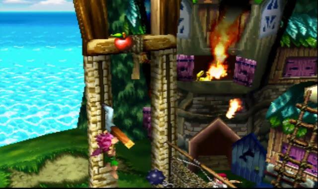 Tomba! 2 (Tombi! 2) - PSX - Captura 5