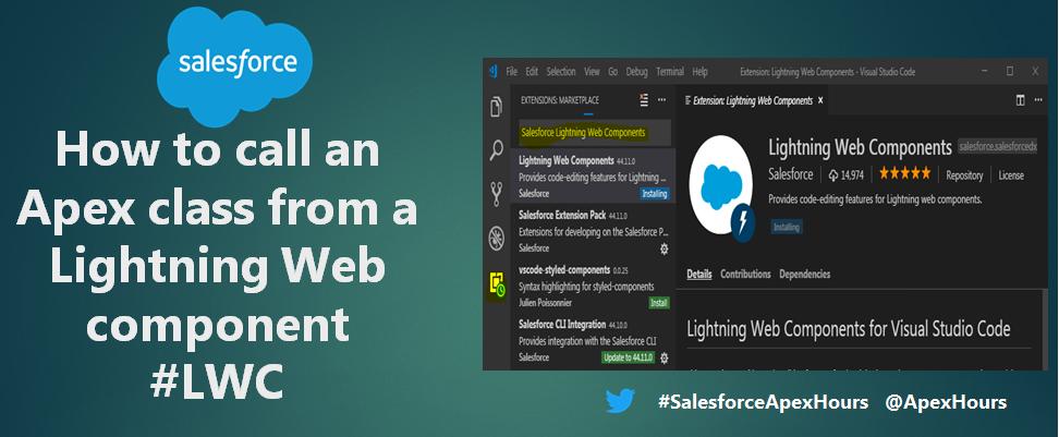 Amit Salesforce Invoke Apex Controller from Lightning Web