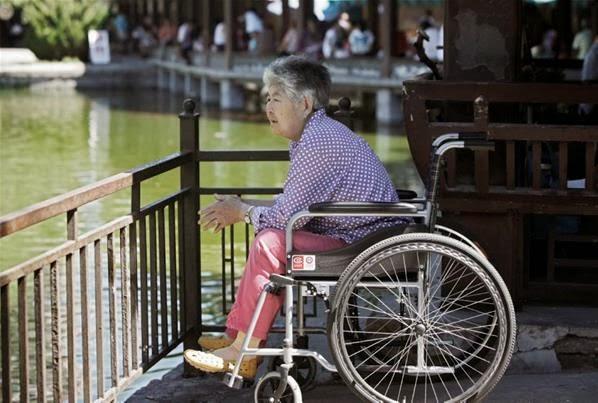 Duduk Terlalu Lama Berpotensi Disabilitas