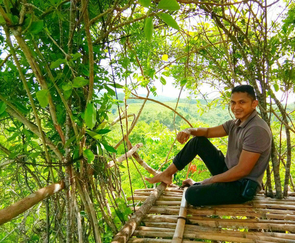 Rumah Pohon Puncak Baladewa