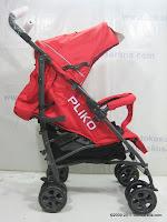 3 Pliko BS1700 Sprint Baby Stroller