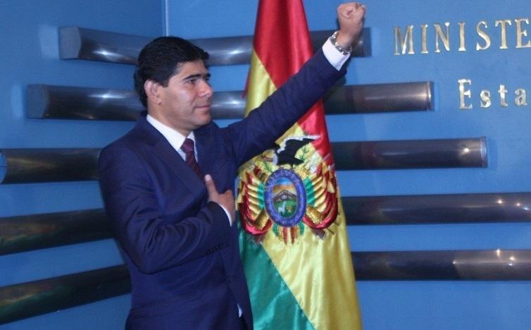 Pese al requisito de no tener militancia política, exfuncionario postula al alto cargo del Ministerio Público / MINISTERIO DE GOBIERNO