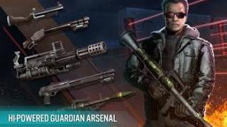تحميل لعبة Terminator للأندرويد