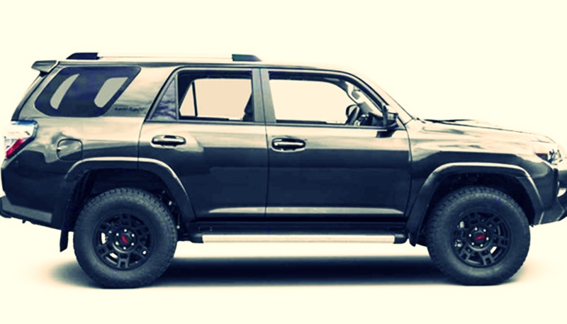 2018 Toyota 4Runner Premium and Spec