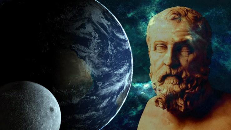 Παρμενίδης: «Τα πάντα είναι ένα»