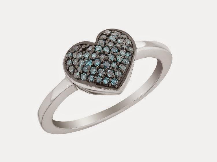 Interesting Diamond Promise Rings for Her | Sonlux