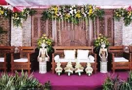dekorasi kartini: dekorasi pernikahan sederhana