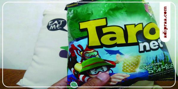 Dapatkan Kartu Taro Adventure di Dalam Kemasan Taro Snack | adipraa.com