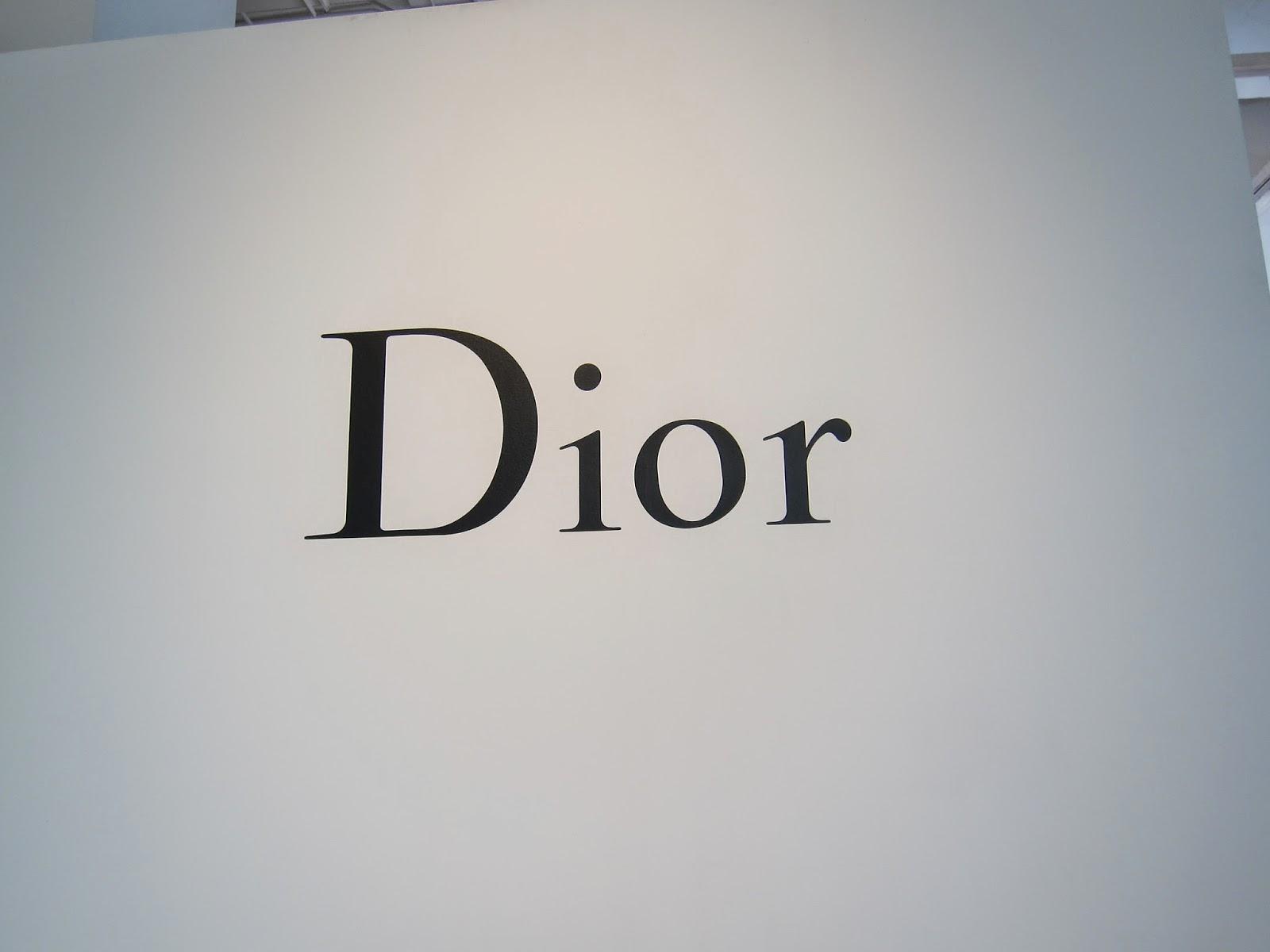 Event Post: Dior Fall/Winter 2014 Regional Press Day