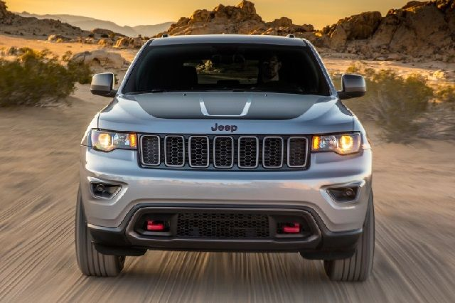 2017 Jeep Grand Cherokee Limited 3.0 l v6 Diesel SUV
