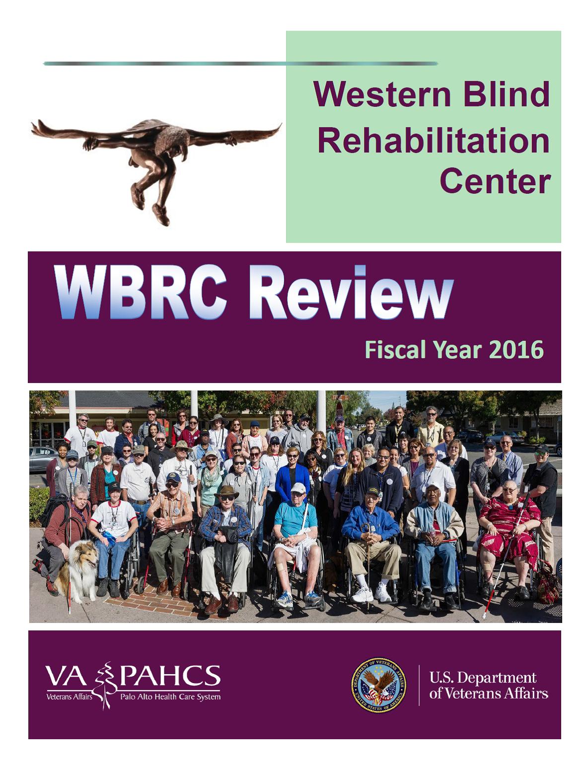 Western Blind Rehabilitation Center: 2017