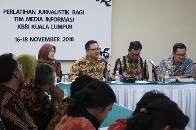 pelatihan jurnalistik dasar
