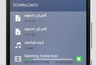 Tải nhiều file hơn
