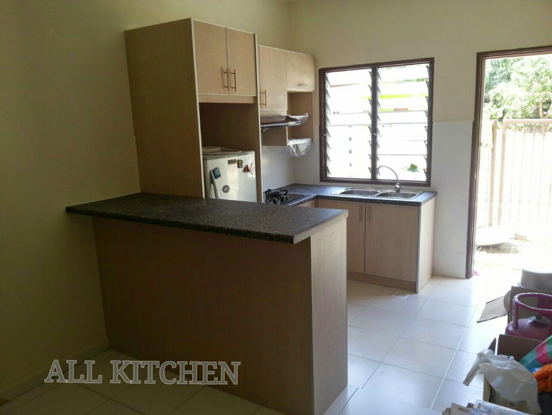 Kabinet Dapur Klang Jalan Kapar