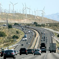 uses of wind energy in points