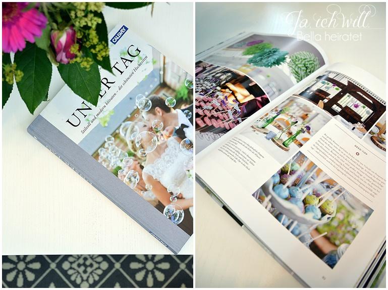Hochzeits Bilderbuch Unser Tag