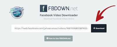 تحميل فيديو من الفيس بوك بدون برنامج و بسهولة تامة