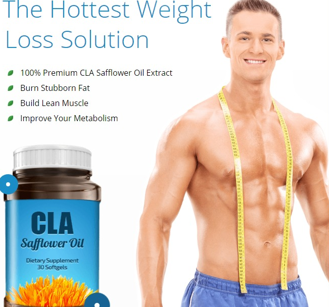 CLA Safflower Oil - Fat Burner