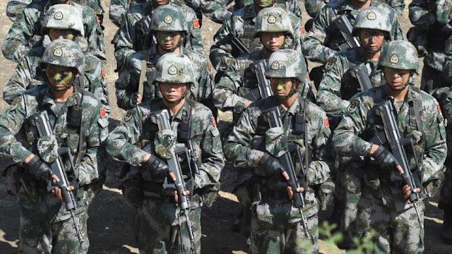 China envía fuerzas a fronteras coreanas temiendo ataque de EEUU