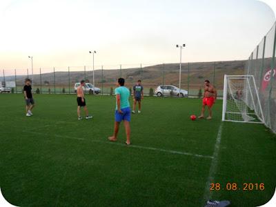 fotbal la Craiova Blog Meet