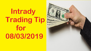 Investing Guide | Indian Stock Market Intraday Trading Tips for Friday - 08/03/2019