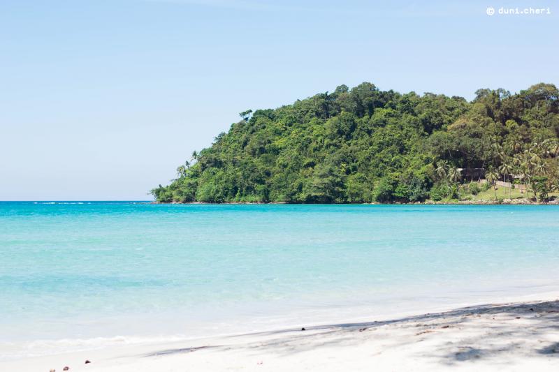 Meer Insel Thailand Koh Kood Strand