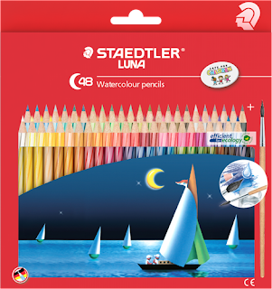 Staedtler Luna Watercoloured C-48
