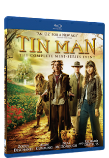 Blu-Ray Review - Tin Man: The Complete Mini-Series Event