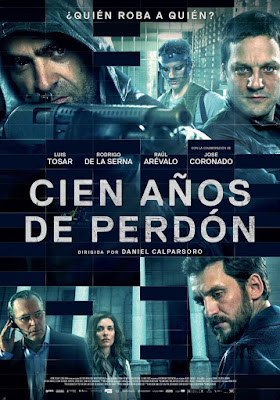 Cien Años De Perdón 2016 DVD R2 PAL Spanish