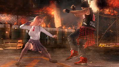 Dead Or Alive 5 Last Round Free Setup