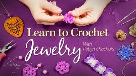 Learn to Crochet Jewelry