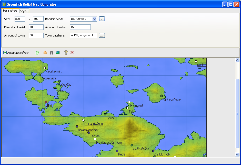Map html generator gumiabroncs Gallery