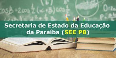 Governo da Paraíba divulga edital  com mil vagas para professor da rede estadual