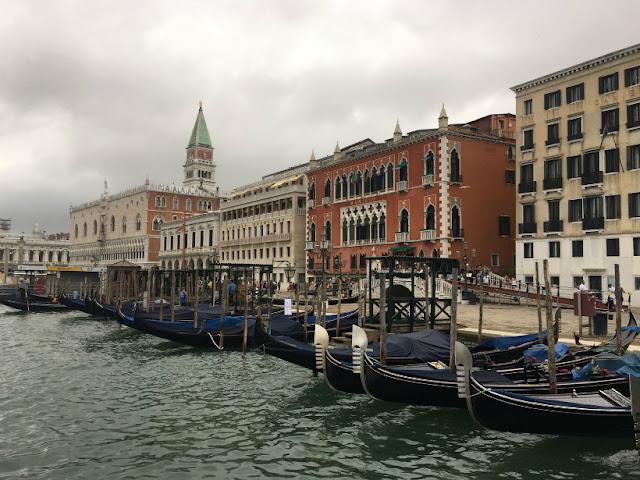 población ciudad vacía Venecia