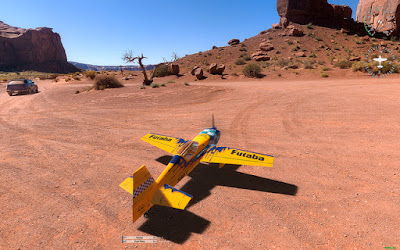 Virtual pilot 3D