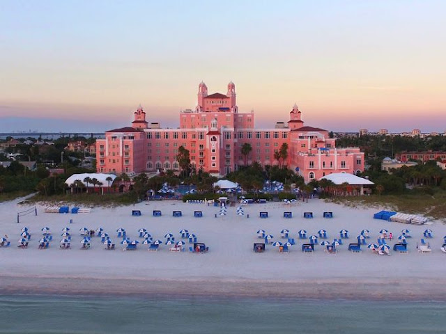 Discover the glamour and allure of a timeless hotel that's been an icon for over 90 years. Read the history of the legendary Pink Palace in St. Pete Beach, FL.