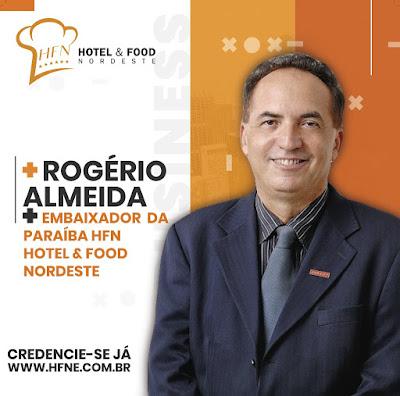 e5858037b5 Embaixador da Paraíba da HFN - Hotel   Food Nordeste 2018