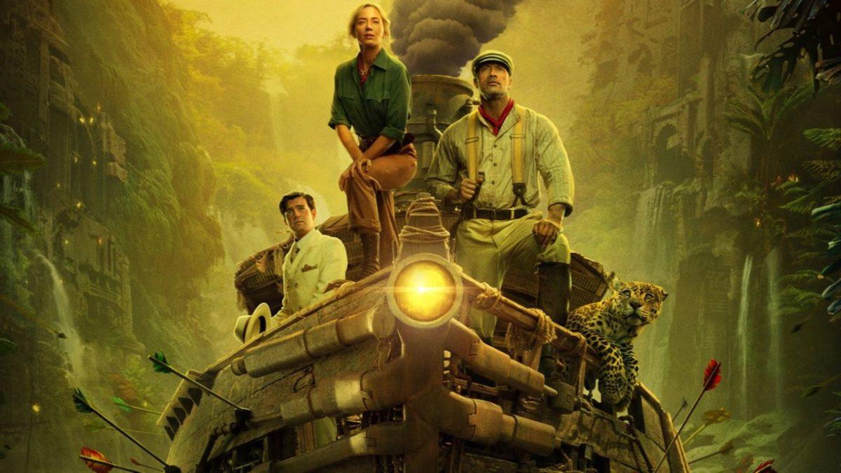 Jungle Cruise  Novo Trailer e Pôster