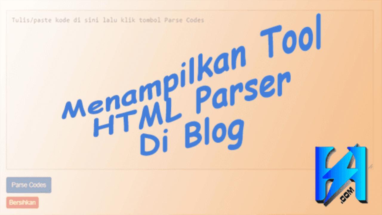 HTML Parser