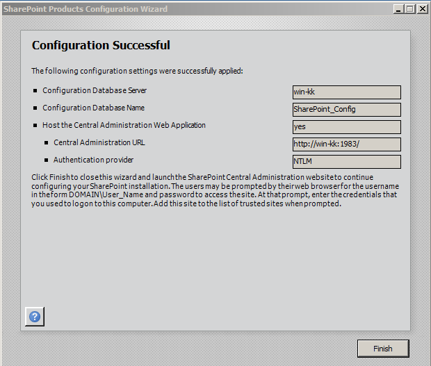 SharePoint 2013 installation step by step on windows server 2008