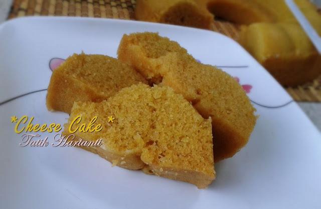 Resep Cheese Cake Mudah dan SederhanaTanpa Mixer