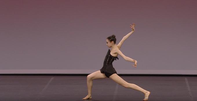 Laura Fernandez - Prix de Lausanne