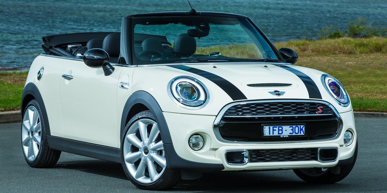 Đánh giá xe Mini Cooper Convertible 2016