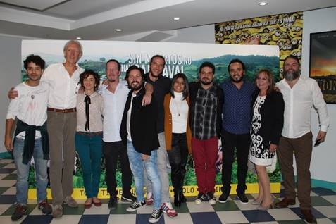 Se presentó la nueva película de Sebastián Cordero con el auspicio de Renault Ecuador