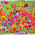 Панно Весенняя мозайка  - делаем с детьми. Проект Зажги свою идею! Задание 5.