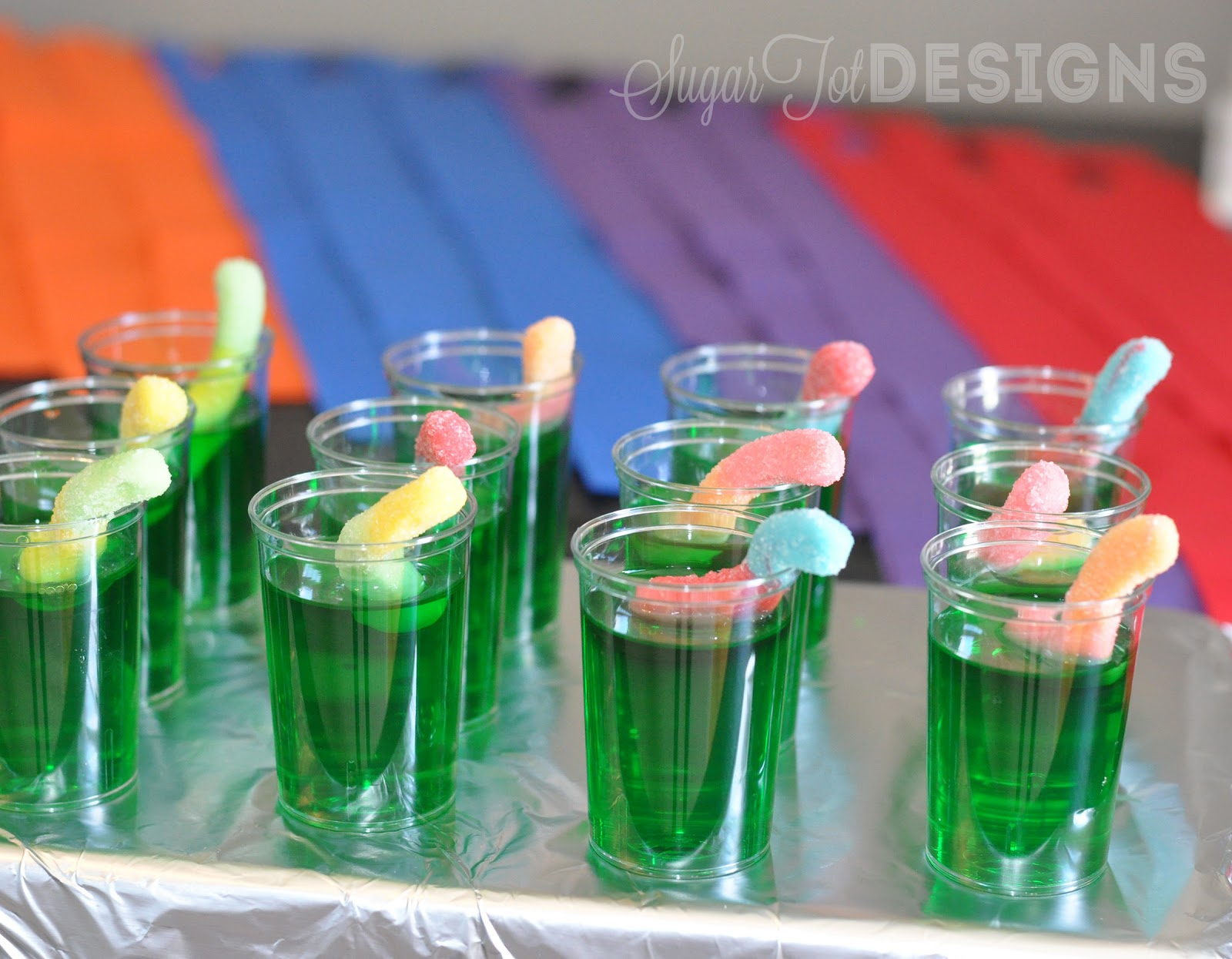 Sugartotdesigns Teenage Mutant Ninja Turtle Party