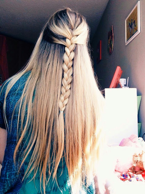 Braide hairstyle